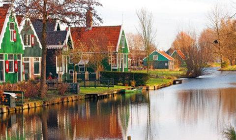 อัมสเตอร์ดัมกับความงดงามแห่งสายน้ำ