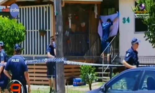 จับแม่ต้องสงสัยแทงเด็ก 8 คนตายในบ้านเดียวกันในออสเตรเลีย